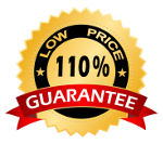100% Low Price Guarantee