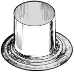 Steel Flanged Tubes (1-piece)