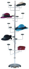 Women's Hat Displays