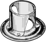 Steel Flanged Tubes (2-piece)
