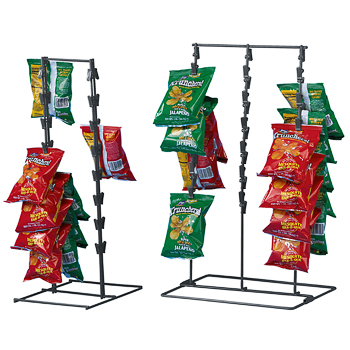 Clip Snack Strip Racks