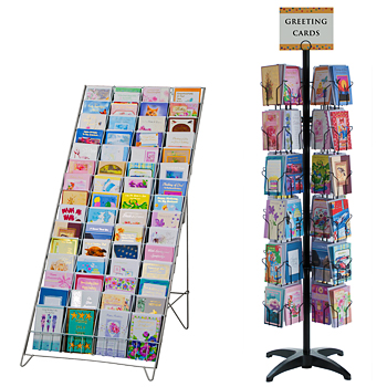 Greeting Card Racks