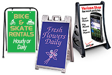 Most Popular Sign Frames