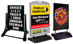 Wind Resistant / Outdoor Signs