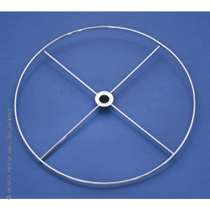 "20"" Diameter Ring Tier (Silver)"