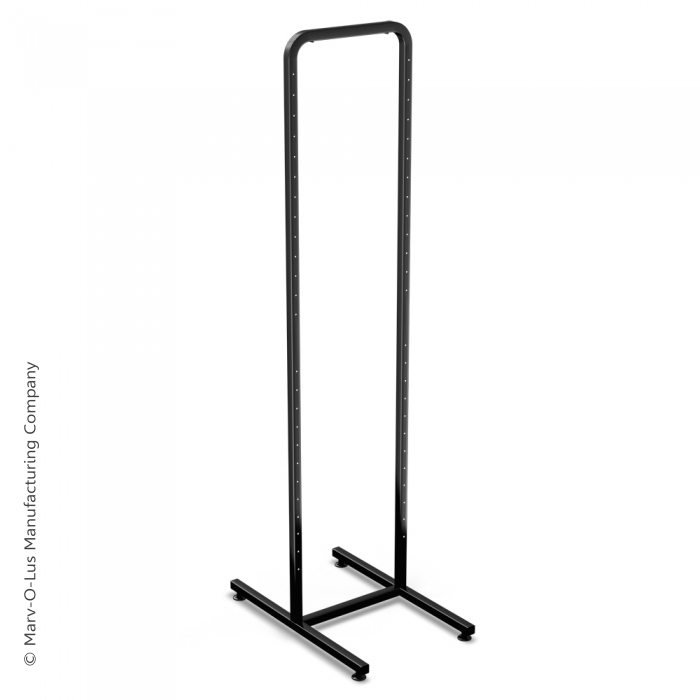 Universal Double-Sided Floor Display Frame