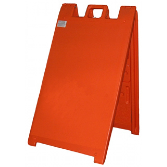 "24"" x 36"" Signicade Outdoor Sidewalk Sign (Orange)"