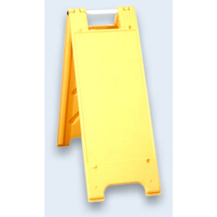 "12"" x 24"" Minicade A-frame Sidewalk Sign (Yellow)"