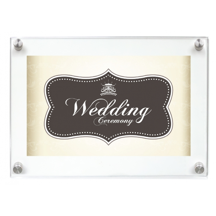"""Wall Mount Clear Frames, 11"""" x 17"""" Poster Size"""