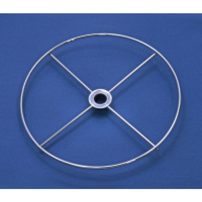 "14"" Diameter Ring Tier (Silver)"