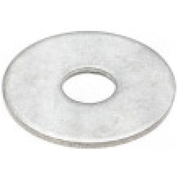 "Flat Washer for 1"" Diameter Tubes (2.5"" O.D. x 13 gauge)"