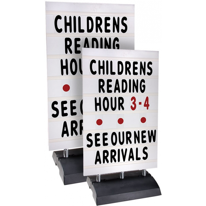 Extra Large Springer Message Board with Changeable Letters (PACK OF 2)